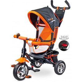 Dětská tříkolka Toyz Timmy orange 2017