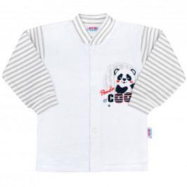 Kojenecký kabátek New Baby Panda 56 (0-3m)