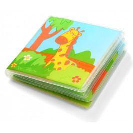Baby ONO Měkká pískací knížka do vody - Wild Animals