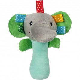 Plyšová hračka s pískátkem Akuku slon