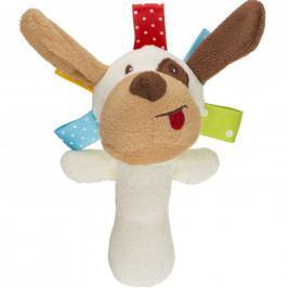 Plyšová hračka s pískátkem Akuku pejsek