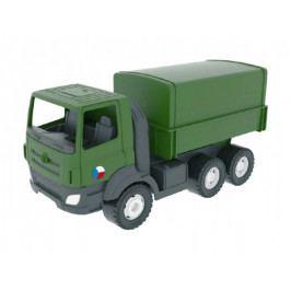 Dino Auto Tatra 810 plast 30cm khaki vojenská v krabici