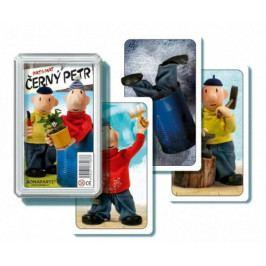 Bonaparte Černý Petr Pat a Mat společenská hra - karty v plastové krabičce