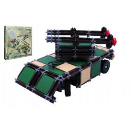 Vista Stavebnice Seva Army 1 plast 514ks v krabici 35x33cm