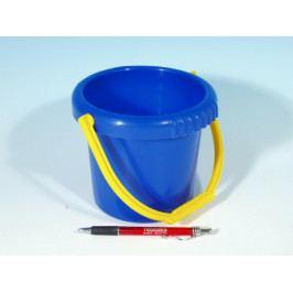 LORI Kbelík plast průměr 16cm výška 14cm asst 4 barvy 12m+