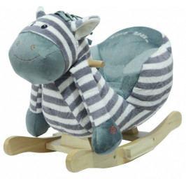 GrandS Houpací zebra s melodii