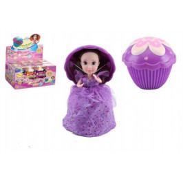 Teddies Panenka/Cupcake plast 15cm vonící asst 12 druhů v krabičce 12ks v boxu