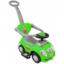 Dětské jezdítko 2v1 Baby Mix zelené