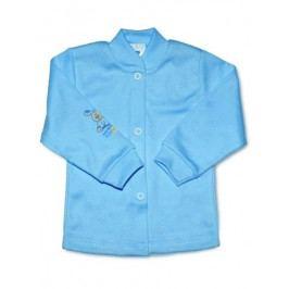 Kojenecký kabátek New Baby modrý 74 (6-9m)