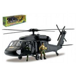 Teddies Vrtulník s doplňky  plast v krabici 69x23cm