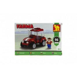 Dromader Stavebnice Dromader Farma 96ks v krabici 22x15x4,5cm
