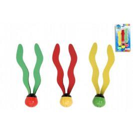Teddies Zábavné míčky pro potápění do vody na kartě