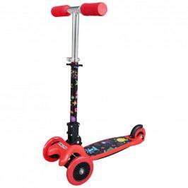 Dětská koloběžka Baby Mix Scooter red