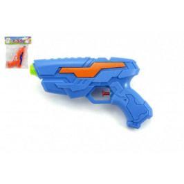 Teddies Vodní pistole plast 20cm asst 2 barvy v sáčku