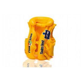 Teddies Vesta nafukovací žlutá 3 komory od 3-6 let