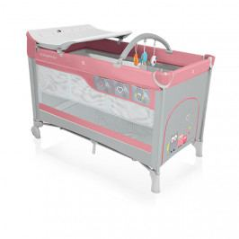 Cestovní postýlka Baby Design Dream pink 08