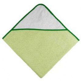 Kaarsgaren s.r.o. Osuška s kapucí zelená
