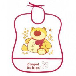 2/919 Plastový bryndák měkký Happy Animals  Canpol 3002919