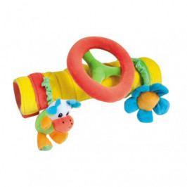 68/007 Plyšová hračka na madlo s volantem Canpol 3068007