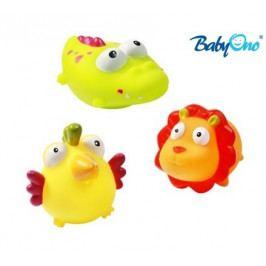 Baby ONO Baby Ono Veselé hračky do vody DŽUNGLE - 3m+