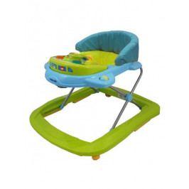 Dětské chodítko Baby Mix green-blue