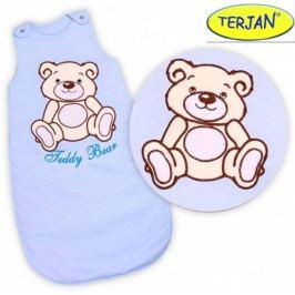 Baby Nellys Spací vak Teddy Bear Baby Nellys - sv. modrý vel. 0+