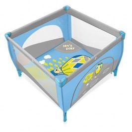 Ohrádka Baby Design Play 2016 modrá 03