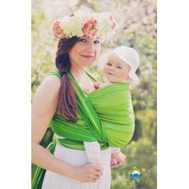 LITTLE FROG Little FROG Tkaný šátek na nošení dětí - BERYL