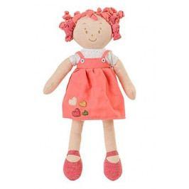 Baby ONO Látková panenka EKO Lily Baby Ono - růžová
