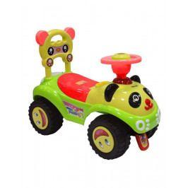 Jezdítko Panda Baby Mix green