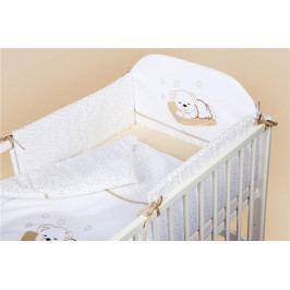 Dětské povlečení Klups Spící medvídek H109 - 3 díly