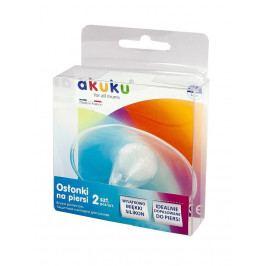 Chrániče prsních bradavek Akuku 2 ks