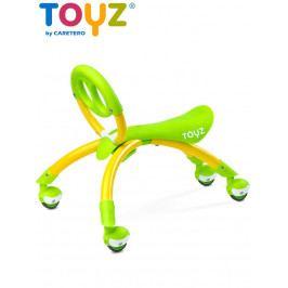 Dětské jezdítko 2v1 Toyz Beetle green