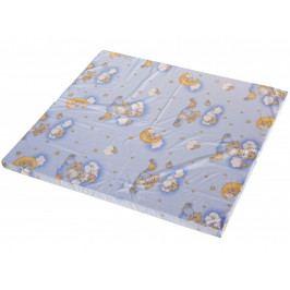 Hrací deka - Scarlett Mráček do ohrádky Klára - modrá, 140 x 130 cm