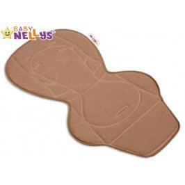 Baby Nellys Vložka do kočárku Baby Nellys ® - béžová