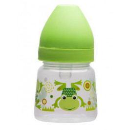 Láhev se širokým hrdlem Akuku 125 ml zelená