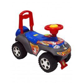 Jezdítko Baby Mix Turbo blue