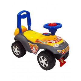 Jezdítko Baby Mix Turbo yellow