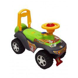 Jezdítko Baby MixTurbo green