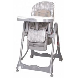 Coto baby Jídelní židlička COTO BABY Mambo Grey