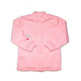 Kojenecký kabátek New Baby růžový 74 (6-9m)
