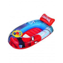 Dětský nafukovací člun s volantem Bestway Spider Man
