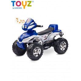 Elektrická čtyřkolka Toyz Cuatro navy