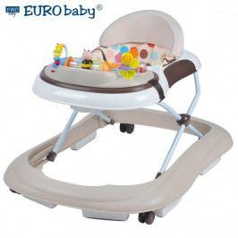 EURO BABY Multifunkční chodítko - béžové