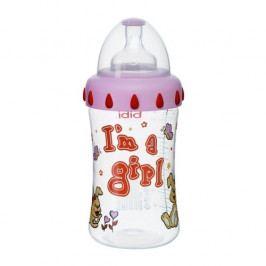 BIBI Bibi Široko hrdlá láhev I´m a girl 350 ml