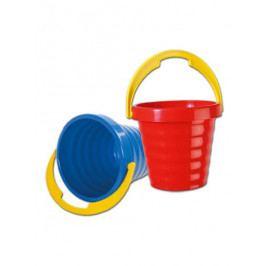 Plastový kyblíček - modrý