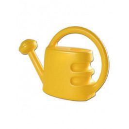 Dětská konvička žlutá