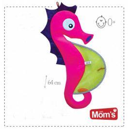 Hencz Toys Veselá síťka na hračky Hencz - MOŘSKÝ KONÍK