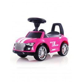 Dětské odrážedlo Milly Mally Racer pink