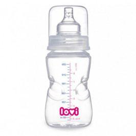 21/570 Samosterilizující láhev LOVI 250ml 0% BPA Super vent Lovi 3021570
